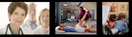 California Physical Therapist Images